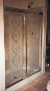 glass-shower-door