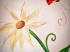 mural-oversized-flower-and-ladybug
